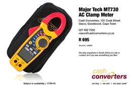 Major Tech MT730 AC Clamp Meter