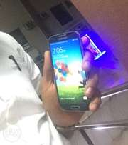 Nearly used Samsung Galaxy S4 for sale at affordable price