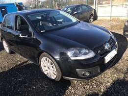 Vw Golf GT sport Tsi turbo charged 1.4L 2008 model