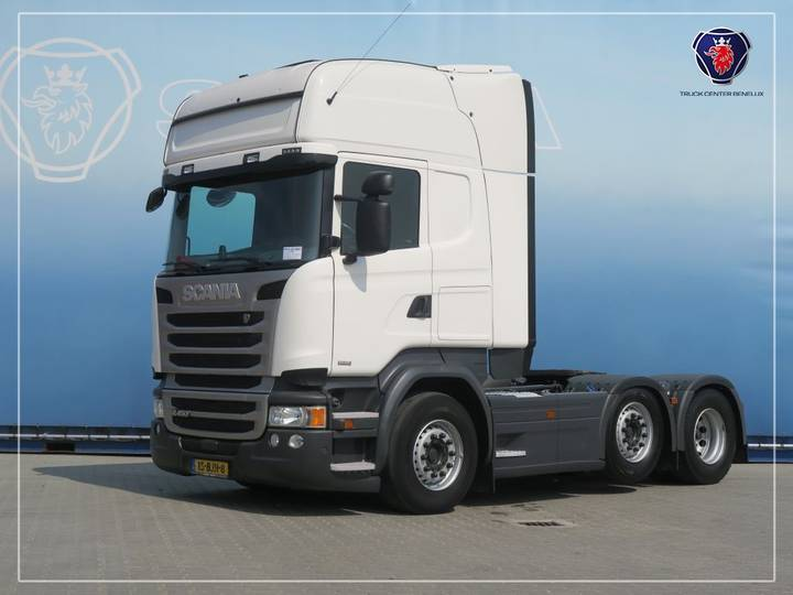 Scania R450 LA6X2/4MNB SCR ONLY - 2017