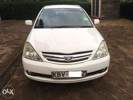 TOYOTA ALLION 2006 MODEL, Well loved ,gently used car