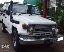 Land Cruiser Pick up in great condition