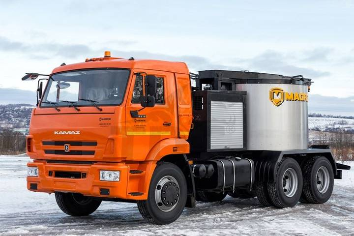Kamaz MADROG MK 4500
