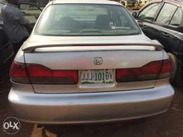 clean Honda Accord no issues buy and used no condition