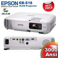 Epson EB S18 Project