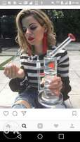 Bongs, Herbs Grinder , lighters , flavoured papers Tobbacco pipes