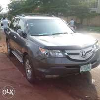 1yr nearly used 2008 model Acura MDX in an excellent working condition