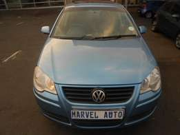 2008 Volkswagen Polo 1.6 Trendline For R80000
