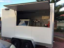 Customize food trailer for sale
