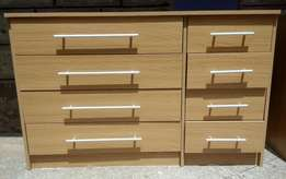 Chest of drawers (brand new)