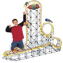 KNEX Rippin Roller Coaster Kit in excellent condition with all pieces
