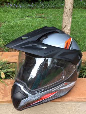 BMW Enduro Helmet Bedfordview - image 1