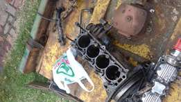 Opel astra engin stripping