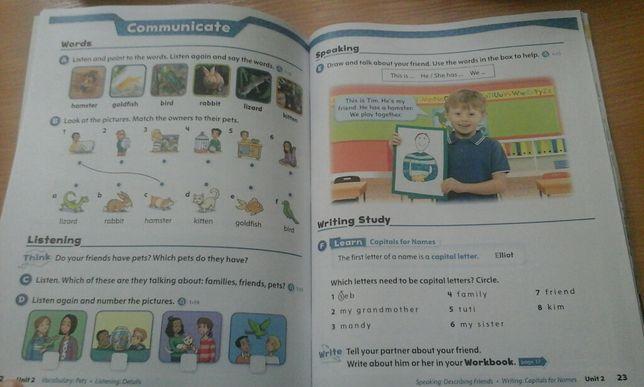 английский учебник action book 1