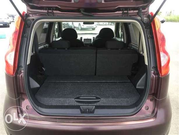 Fully Loaded Nissan Note KCN 2010 ModelJust Arrived With Keyless Entry Nairobi CBD - image 6