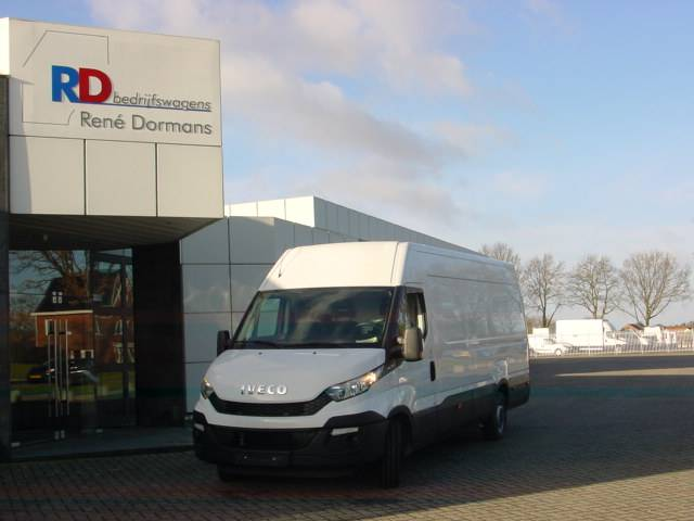 Iveco Daily 35-130 / 35S13V 2.3 wb 4100 H2 Enkellucht AHW GEWIC... - 2016