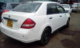 Nissan tiida lation special offer