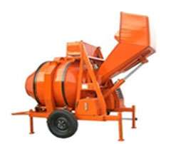RDCM350 self loading concrete mixer