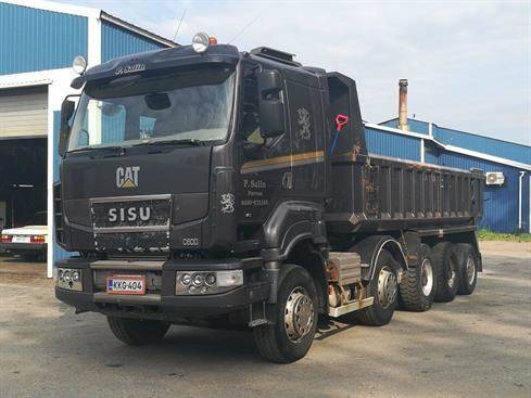 Sisu C600 E15m 10x4*6 - 2008
