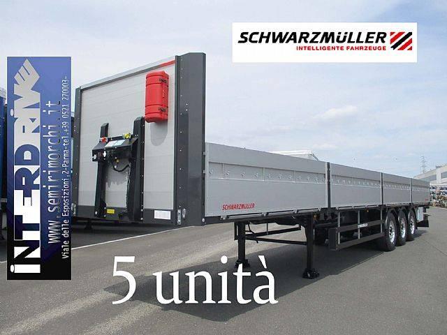 Schwarzmuller semirimorchi cassonati sponde coils nuovi - 2018