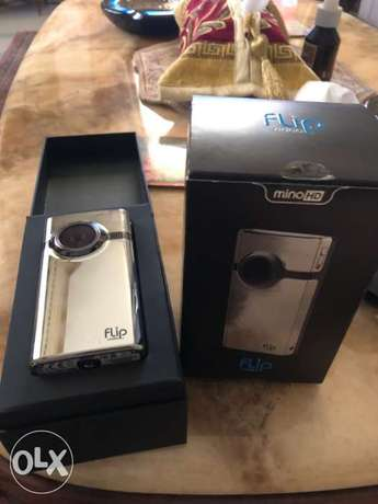 camera flip Video hd new with box