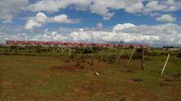 Juja - 2 plots of 1acre each