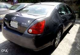 Very Clean Nissan Maxima 2007