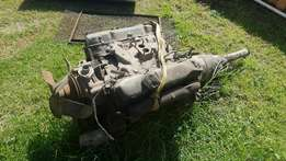 Crysler v8 with gearbox