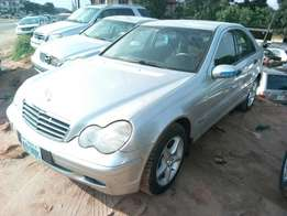 5 Months Used Mercedes Benz C200