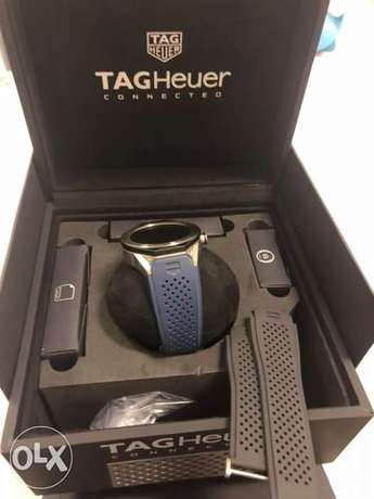tagheuer smart watch connected tit Riyadh - image 4