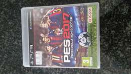 Pes2017 For Ps3 Brand new Still on Sale!!