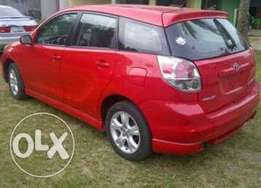 Extremely Toyota matrix for sale