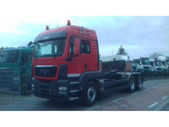 MAN TGS 26480 6x2-6x4 hydrodrive - 2009