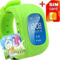 kids tracker wrist watch