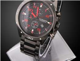 curren watches(SALE SALE SALE 3 pieces and above at 1000/-)