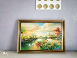 40% off Wall paintings for sale  Port Harcourt