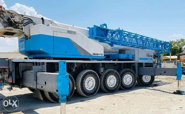 100/150/200/220 Ton Crane Are Available