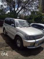 A very well maintained Toyota Prado 95 series for sale