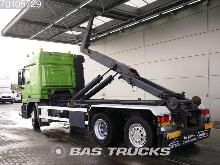 Mercedes-Benz Actros 2541 6X2 NL-Truck Euro 5 - 2007 - image 2