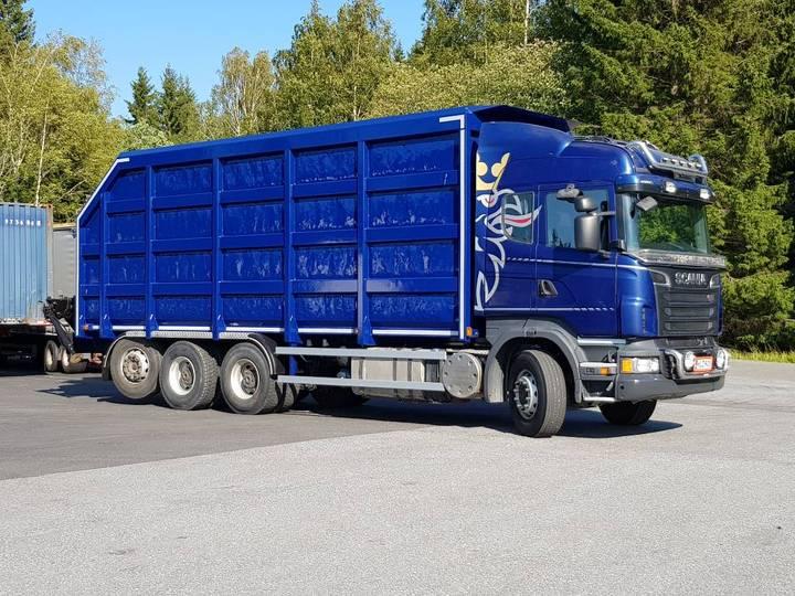 Scania R620 Cb 8x4*4 - 2013