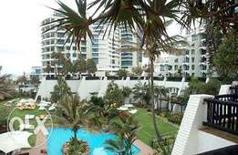 Cabana Beach 1-8 April 6 slp Tower Now Reduced R 16 999