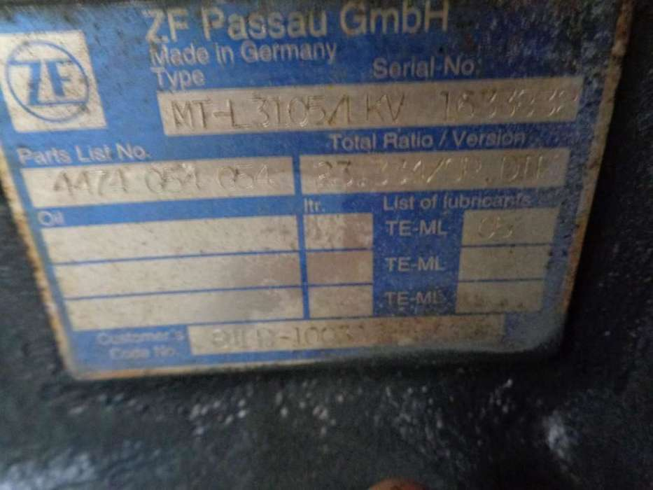 ZF Axle axle for other construction equipment for sale | Tradus