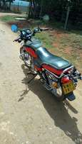 Tvs star motorbike.old model,quick sale.log book available.owner selli