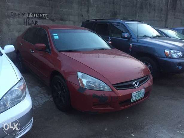 Very clean Honda Accord 2007 used Ikoyi - image 7