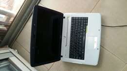 Fairly used acer dual core laptop