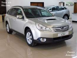 2011 Subaru Outback 2L Diesel now available at Eco Auto MP