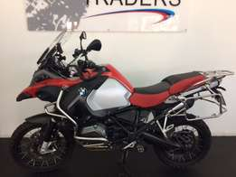 2016 BMW R1200GS Adventure LC