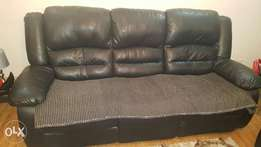 Recliner dark Color, 6-Seater Sofa on sale!!! Asking Price 1,45,000/=