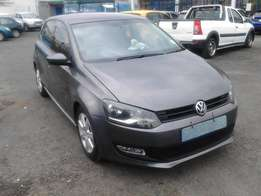 VW Polo 6 TDI Colour Grey Model 2012 5 Doors Factroy A/C&MP3 Player