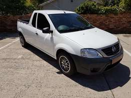 Very low milage 2016 Nissan NP 200 1.6 + A/C UA6